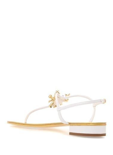Giuseppe Zanotti Sandalet Altın